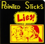 pointed sticks lies front
